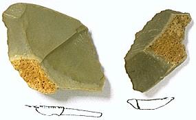 Plattenhornstein Typ Baiersdorf