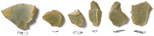 Jurahornstein der südöstlichen Frankenalb Typ 01, Sesselfelsgrotte