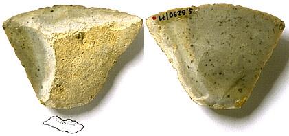 Jurahornstein der südöstlichen Frankalb Typ 03, Sesselfelsgrotte