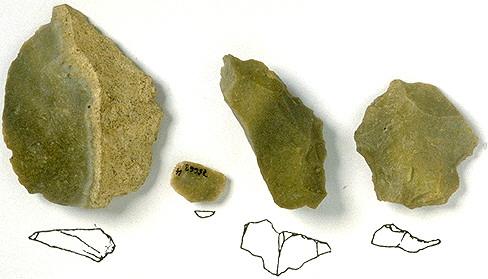 Kreidehornstein der südöstlichen Frankenalb (1)