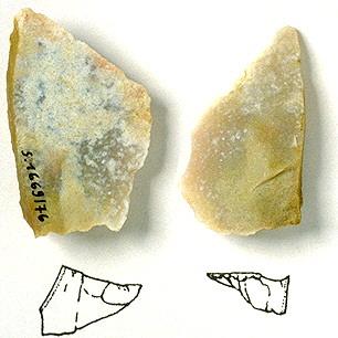 Kreidehornstein der südöstlichen Frankenalb (2)