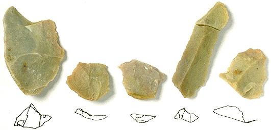 Kreidehornstein der südöstlichen Frankenalb (3)