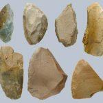Sesselfelsgrotte, Artefakte Schicht G, Foto