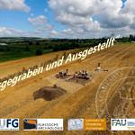 """Imagebroschüre 1 """"Ausgegraben und Ausgestellt"""" - Cover"""
