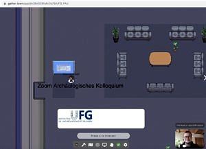 Ein Screenshot aus dem Virtuellen Institut