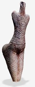 Venus von Drăgușeni - AR-Modell